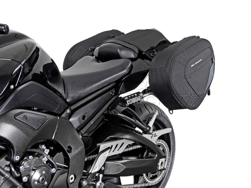 Yamaha FZ8 Fazer (10-) sada sedlových tašek BLAZE® a držáků