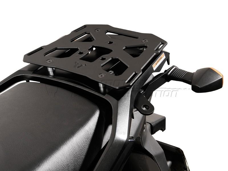 Suzuki DL 650 V-Strom (04-10) - horní nosič ALU-RACK SW-Motech