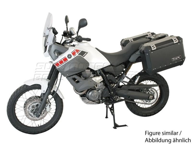Yamaha XT 660 Z Tenere (07-) - kompletní sada kufrů 45lit., nosi