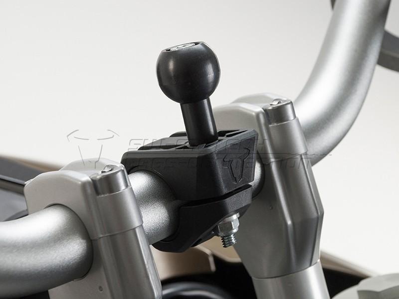 Honda SW-T 400 (09-) - držák GPS montážní kit Ball - SW-Motech