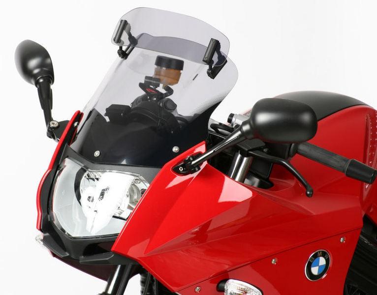BMW F 800 S / ST (06-12) - MRA kouřové plexi vario-touring