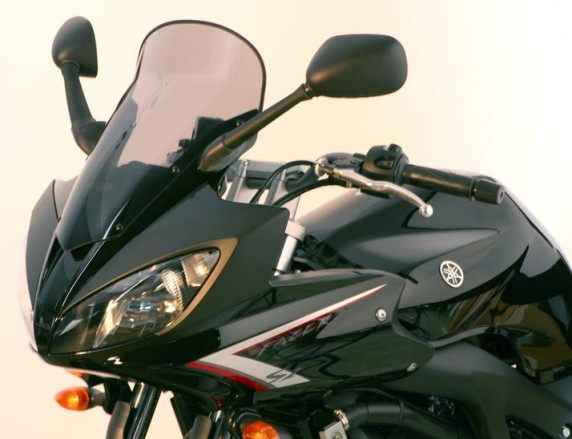 Yamaha FZ 600 S2 Fazer (07-) - MRA kouřové plexi touring