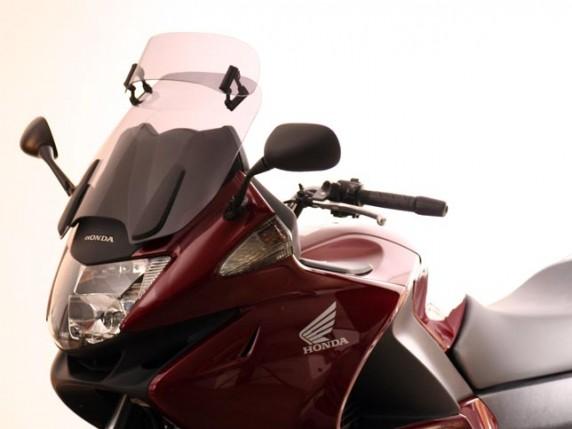Honda NT 700 V Deauville (06-) - MRA kouřové plexi vario-touring