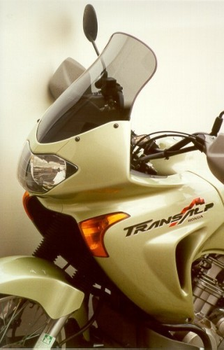Honda XL 650 V Transalp (00-) - MRA čiré plexi touring
