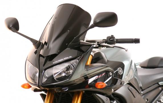 Yamaha FZ1 Fazer (06-) MRA plexi Racing, čiré