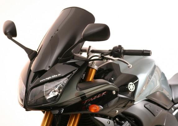 Yamaha FZ1 Fazer (06-) MRA plexi Touring, čiré