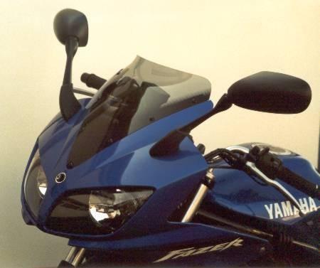 Yamaha FZS 600 Fazer (02-03) - MRA čiré plexi spoiler