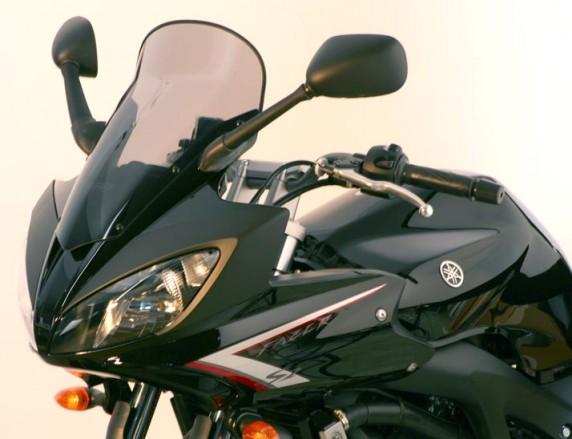 Yamaha FZ 600 S2 Fazer (07-) - MRA čiré plexi touring