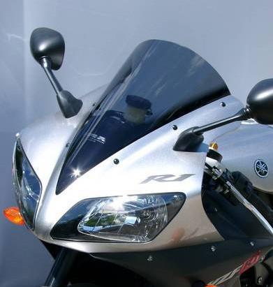 Yamaha R1 (02-03) - čiré MRA plexi racing