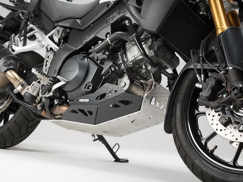 Suzuki V-Strom 1000 (14-) kryt motoru SW-Motech k montáži bez pa