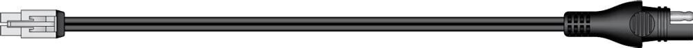 SAE-77 příslušenství k Accumate a Optimate - redukce z SAE na TM