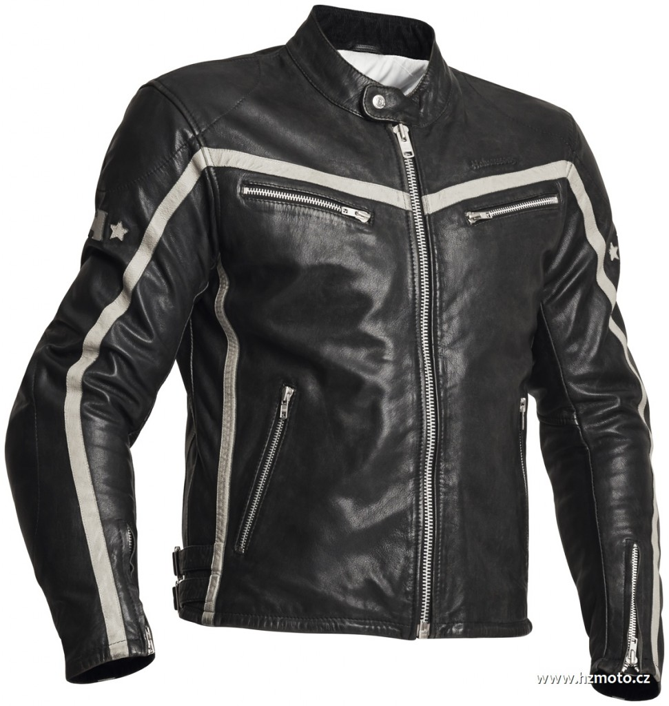310 Men - pánská kožená bunda Halvarssons