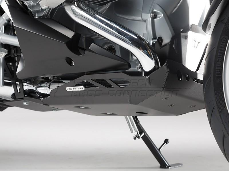 SW-Motech hliníkový kryt motoru černý MSS.07.517.10000/B - BMW R