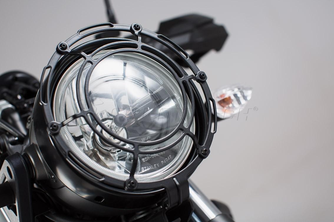 Yamaha XSR 700 (16-) - kryt předního světla, SW-Motech LPS.06.64