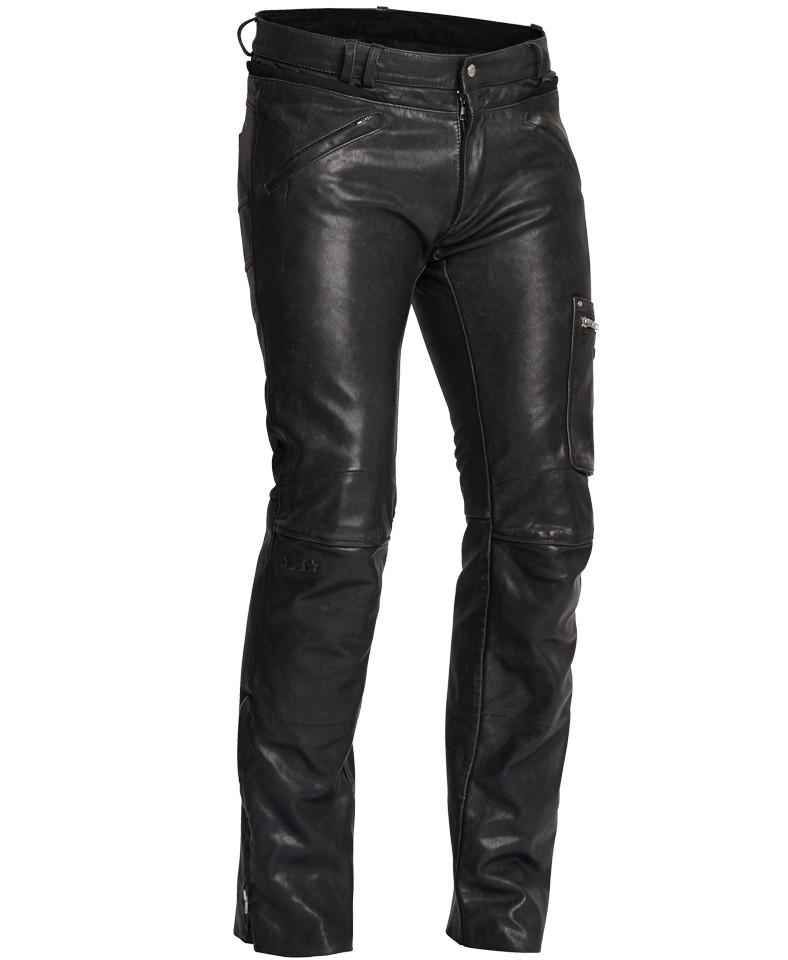 Halvarssons Rider Pants pánské kožené kalhoty