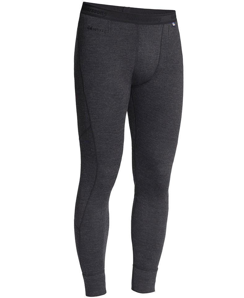 Halvarssons Longs-Black - termo spodní kalhoty