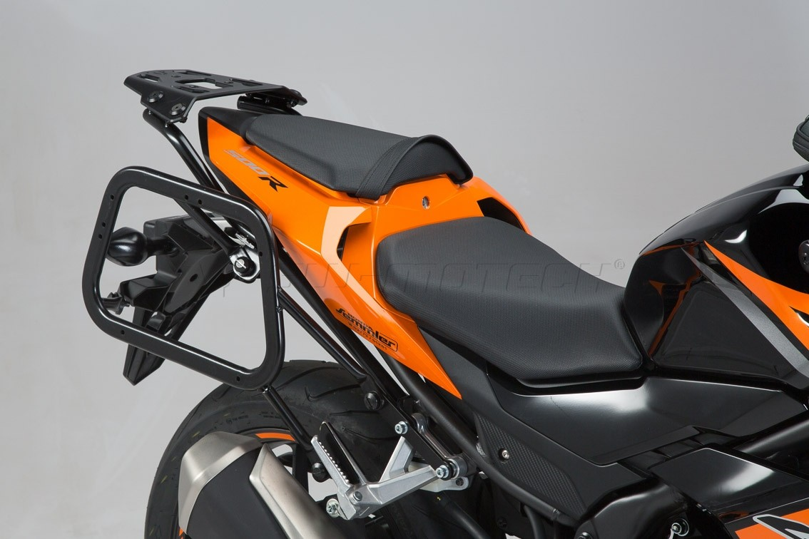 Honda CB 500 F (16-) - boční nosič QUICK-LOCK SW-Motech KFT.01.7