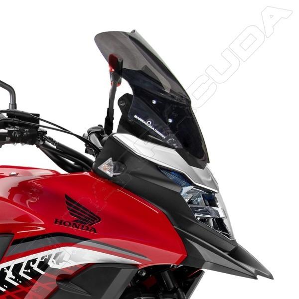 Honda CB 500 X (16-) - plexi Barracuda Aerosport