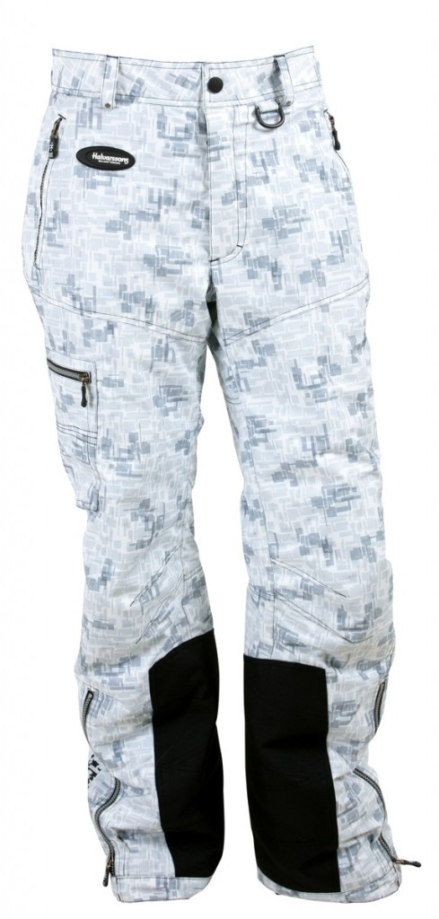 Halvarssons zimní kalhoty Halifax 2 - bílé