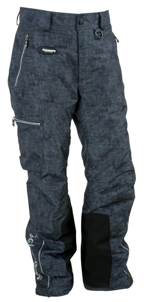 Halvarssons zimní kalhoty Halifax 2 - šedé