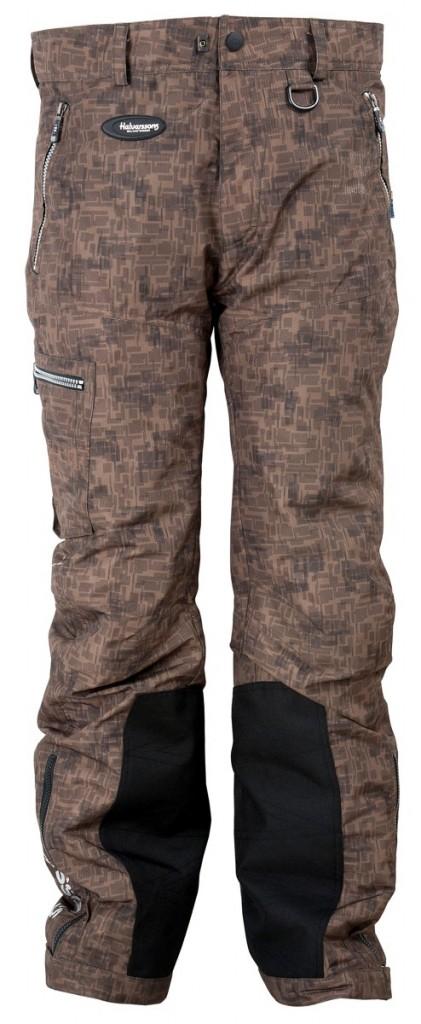 Halvarssons zimní kalhoty Halifax 2 - hnědé
