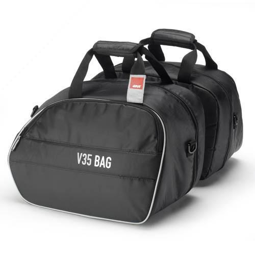 Givi T443B taška nylonová pro boční kufry Givi V35