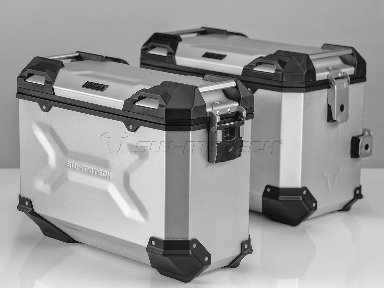 Suzuki DL 650 V-Strom (11-16) - sada bočních kufrů TRAX Adventur