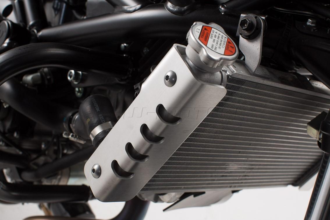 Suzuki SV 650 ABS (16-) - hliníkové kryty rohů chladiče motoru,