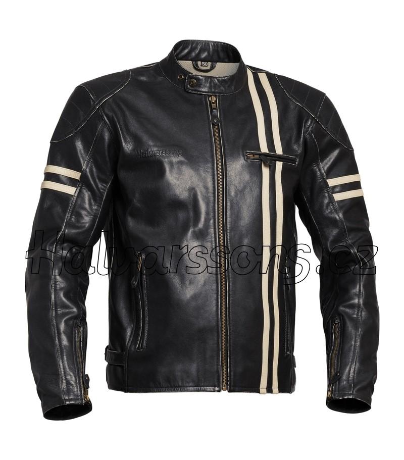 Halvarssons Thunder Classic pánská kožená bunda