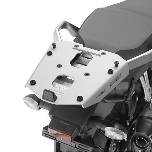 Suzuki V-Strom 650 / XT (17-) - hliníkový horní nosič pro Monoke