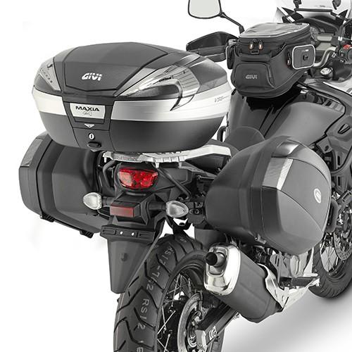 Suzuki V-Strom 650 / XT (17-) - boční nosič Givi PLX3112 pro boč
