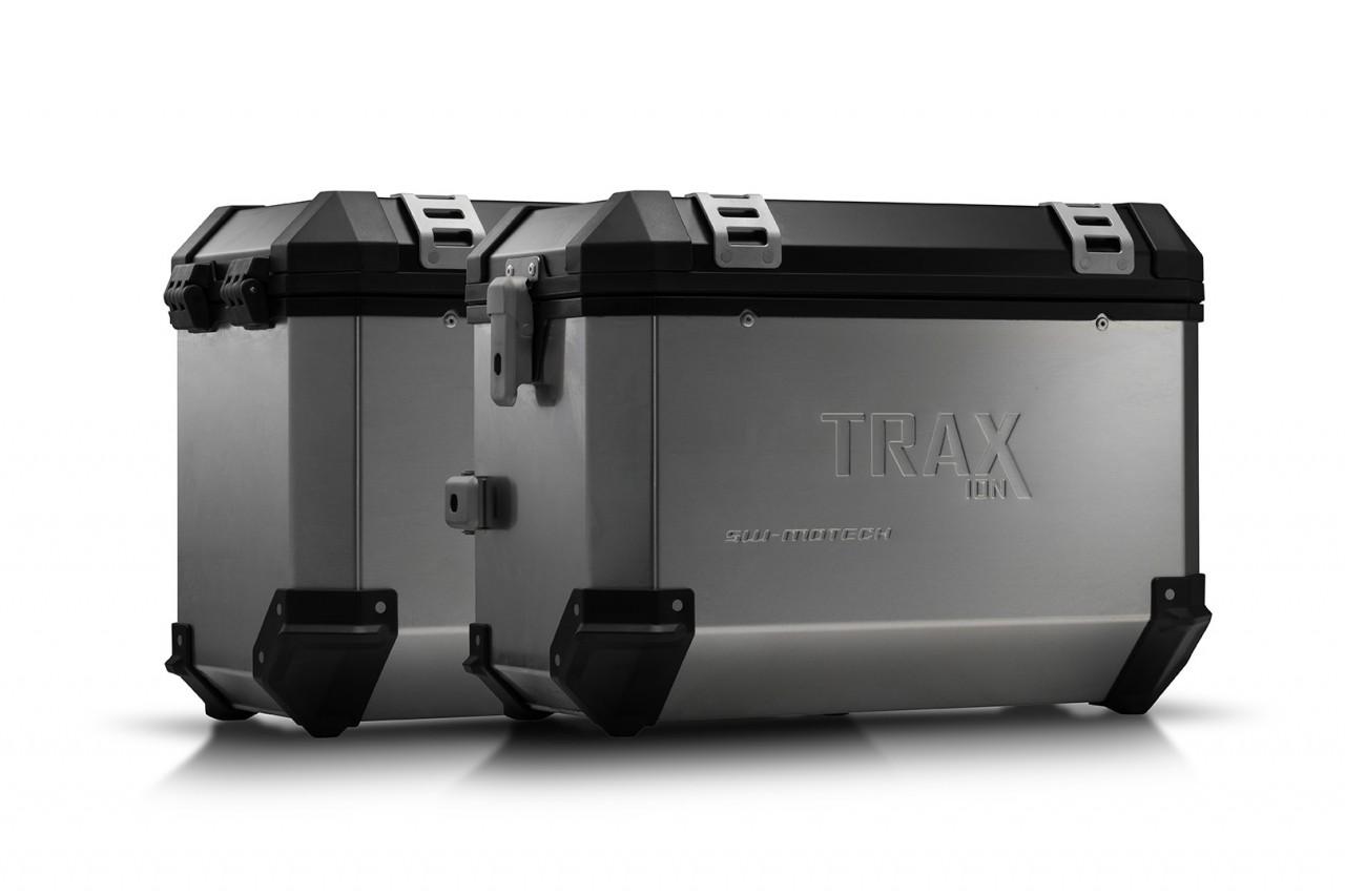 Suzuki V-Strom 1000 (14-) - sada bočních kufrů TRAX ION 45/45 l.