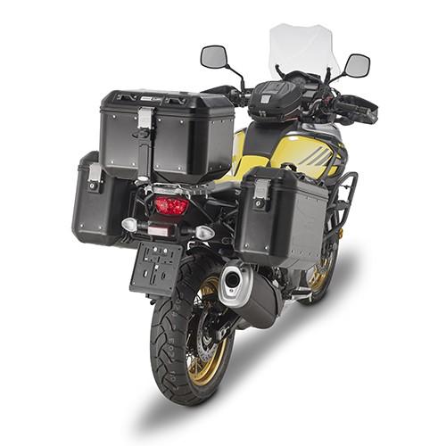 Boční hliníkové kufry Givi DLM36BPACK2 Trekker Dolomiti - 36/36