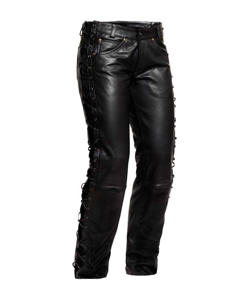 Jofama String Jeans - dámské kožené motocyklové kalhoty