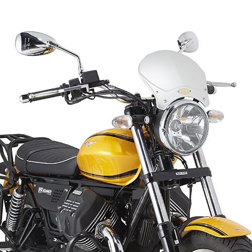Moto Guzzi V9 Bobber (16-) - montážní kit pro uchycení větrných