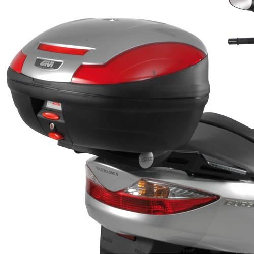 Suzuki Burgman 125 / 200 (06-13) - nosič horního kufru včetně pl