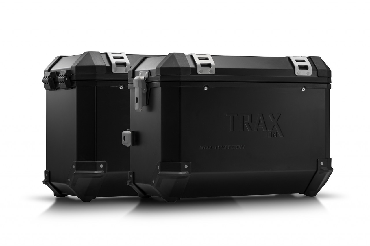 Suzuki DL 650 V-Strom (11-16) - sada bočních kufrů TRAX ION 37/4