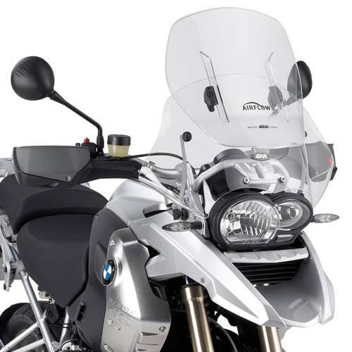 BMW R 1200 GS (04-12) Givi plexi čiré nastavitelné AF330