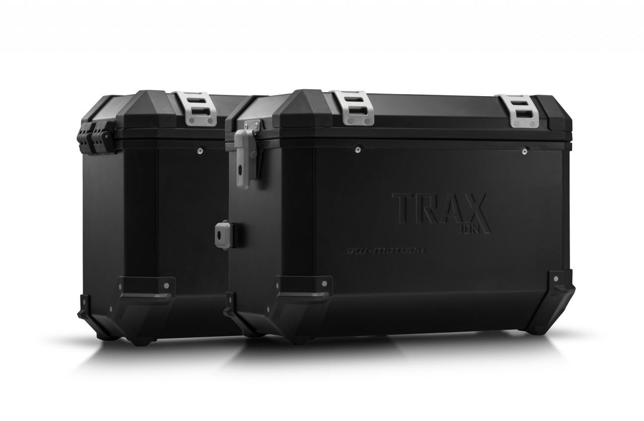 Triumph Tiger 1050 Sport (13-) - sada bočních kufrů TRAX ION 37/