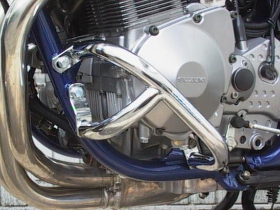 Suzuki GSX 750 (98-03) padací rám Fehling