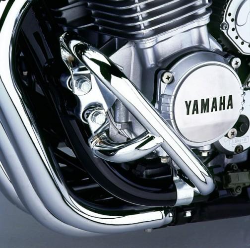 Yamaha XJR 1200 / XJR 1300 (05-13) padací rám Fehling
