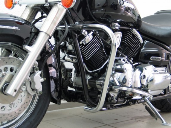 Yamaha XVS 1100 Drag Star Classic (01-07) padací rám Fehling