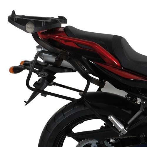 Yamaha FZ6 S2 / Fazer S2 (07-11) - boční trubkový nosič Givi PL3