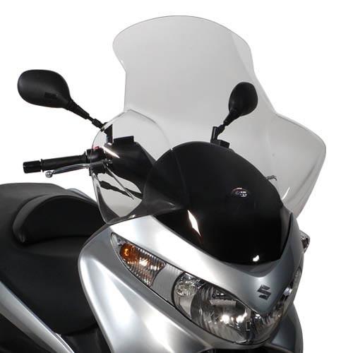 Suzuki Burgman 125 / 200 (06-14) - čiré nižší plexi Givi D3106ST