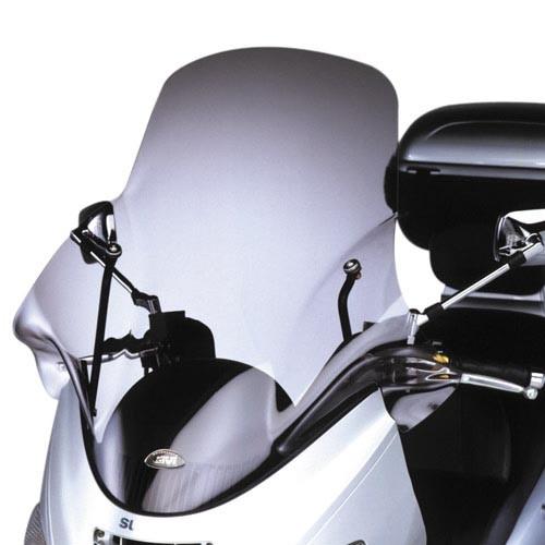 Suzuki Burgman 250 / 400 (98-02) - kouřové plexi Givi 156D