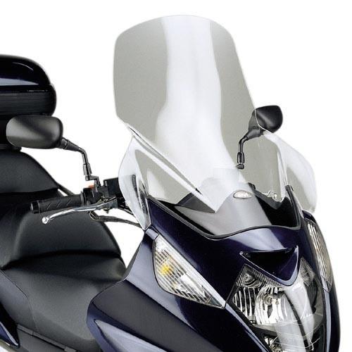 Honda Silver Wing 400 (06-09) plexi čiré Givi 214DT