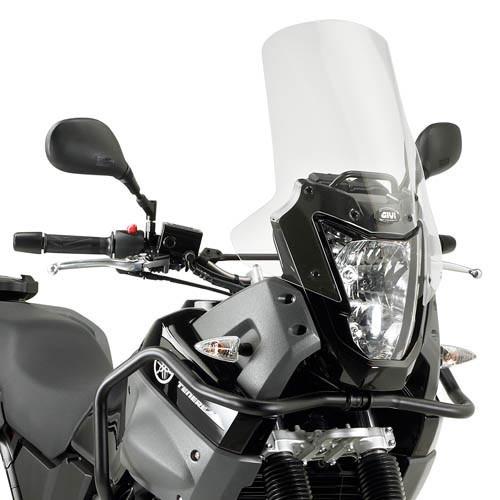 Yamaha XT 660 Z Teneré (08-) - plexi čiré Givi D443ST