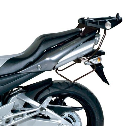 Suzuki GSR 600 (06-11) - special rack pro kufry Monokey Givi SR1