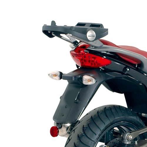Moto Guzzi Norge 1200 (06-) - special rack Monolock Givi