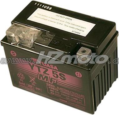 Motobaterie Yuasa YTZ5S 12V 3,5AH